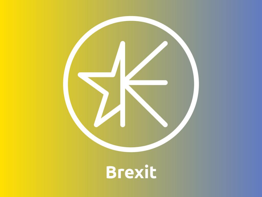 Brexit icon en description