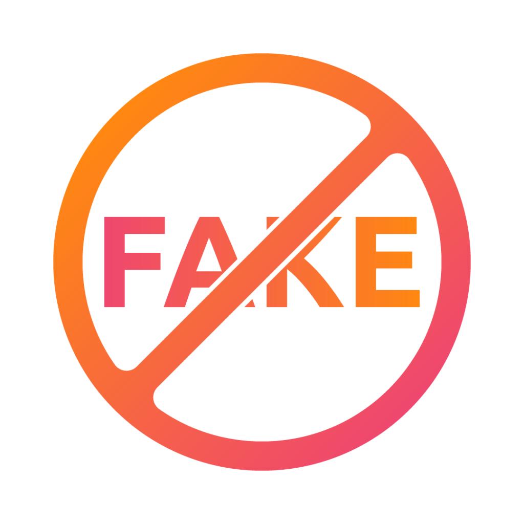 Fake icon