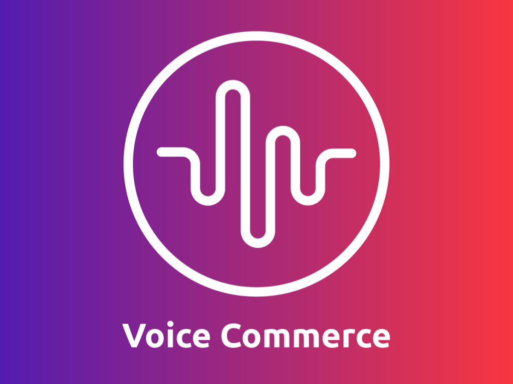 Voice Commerce icon
